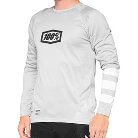 100% R-Core Jersey Youth vapor/white